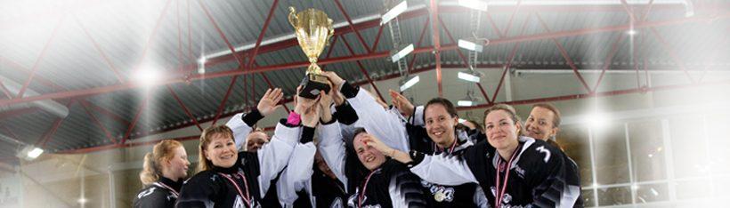 """Sieviešu hokeja klubs """"Laima"""""""