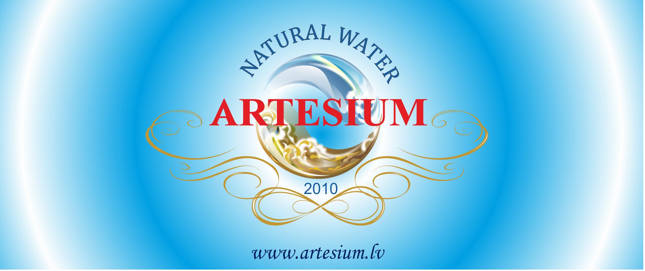 artesium.lv logo