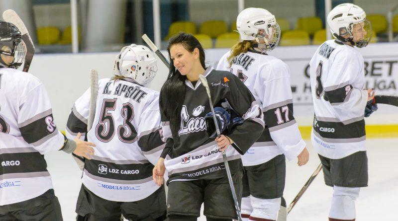Latvias meistarsacīkstes hokejā sievietēm
