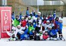 Lieliskā atmosfērā aizvadīts meiteņu hokeja turnīrs Tukumā