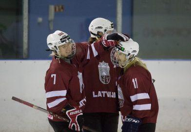 """""""Laimas"""" meitenes Latvijas izlases satāvā aizvada pārbaudes spēles pret Polijas valsts vienību"""