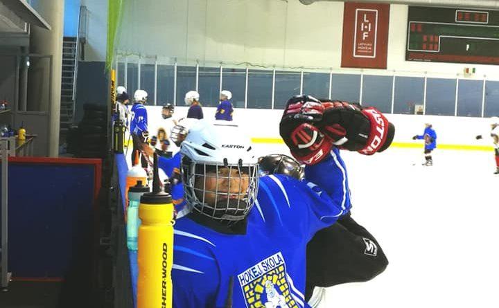Aiziet, jaunā hokeja sezona sākusies!